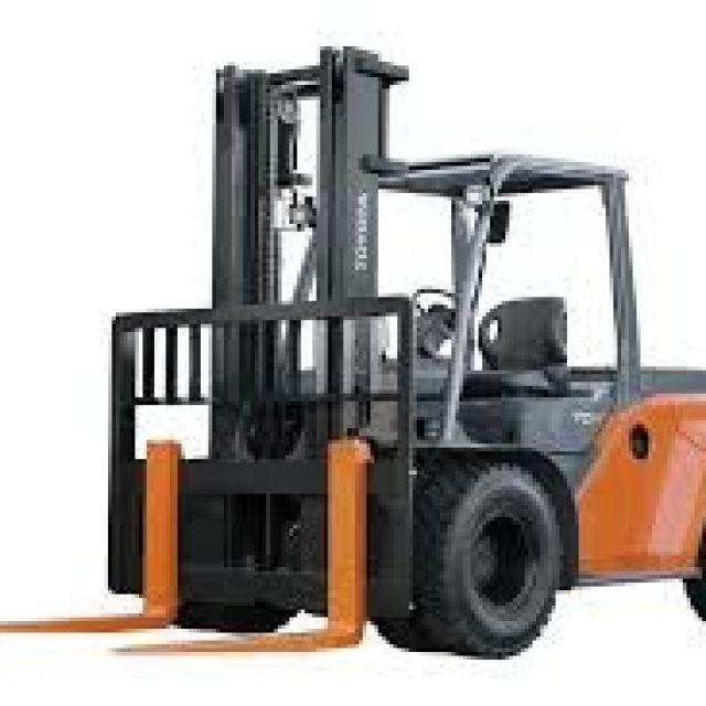 8 Tonluk Forklift