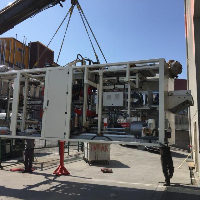 Fabrika ve Atölye İş Makinelerinin Taşınması